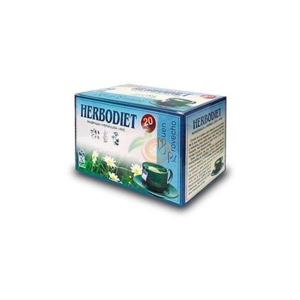Herbodiet buen provecho 20 unidades nova diet