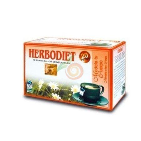 Herbodiet modela tu cuerpo 20 unidades nova diet