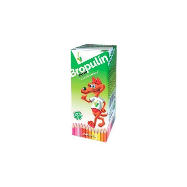Bropulín elixir 250 ml nova diet