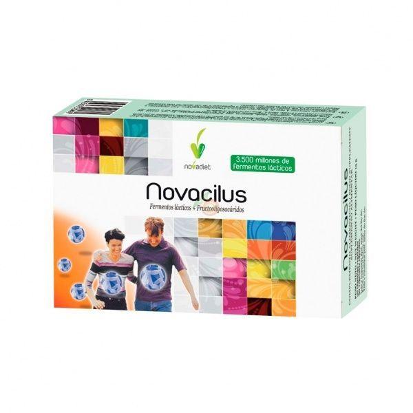 Novacilus 30 cápsulas nova diet