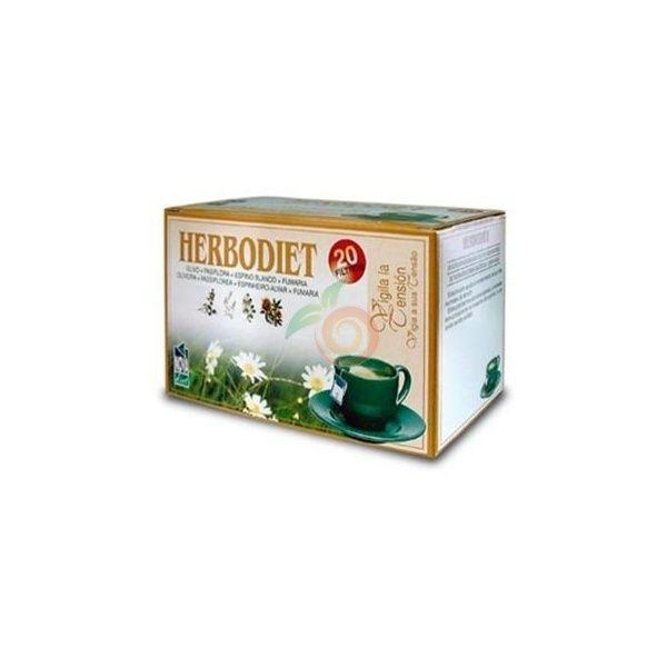 Herbodiet vigila la tensión 20 unidades nova diet