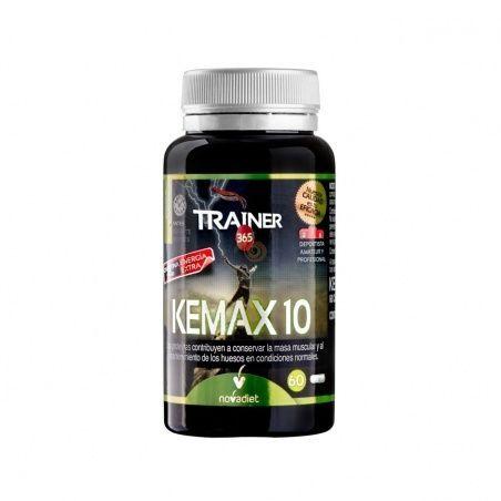 Kemax 10 trainer 365 - 60 cápsulas nova diet