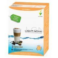 Batidos light nova cappucino 6 unidades nova diet