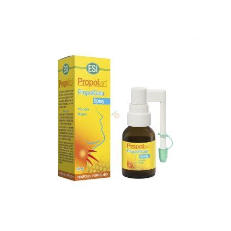 Propolaid propolgola spray oral sin alcohol 20 ml trepat diet
