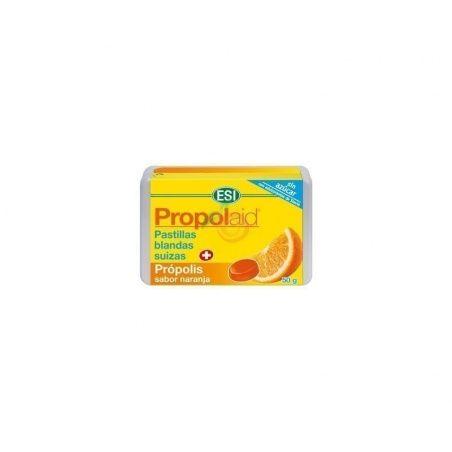 Propolaid caramelos sabor naranja 50 gramos trepat diet