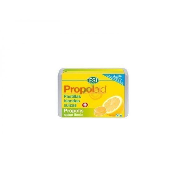 Propolaid caramelos sabor limón 50 gramos trepat diet
