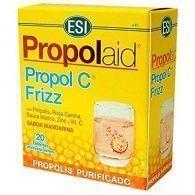 Propolaid propol c frizz 20 comprimidos trepat diet