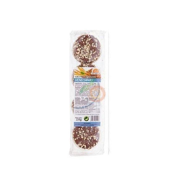 Galletas integrales venecianas 225 gramos int-salim