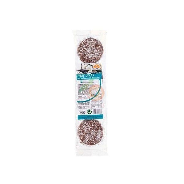 Galletas integrales fibre-lolas 225 gramos int-salim