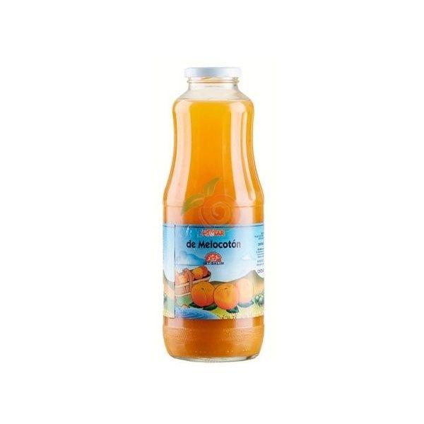 Zumo de melocotón 1 litro sin azucar int-salim