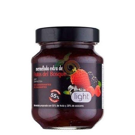 Mermelada extra de frutas del bosque 325 gramos int-salim