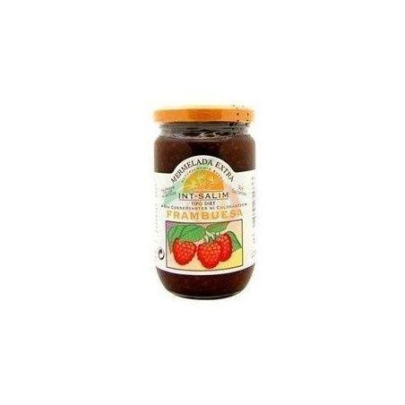 Mermelada de frambuesa 325 gramos int-salim