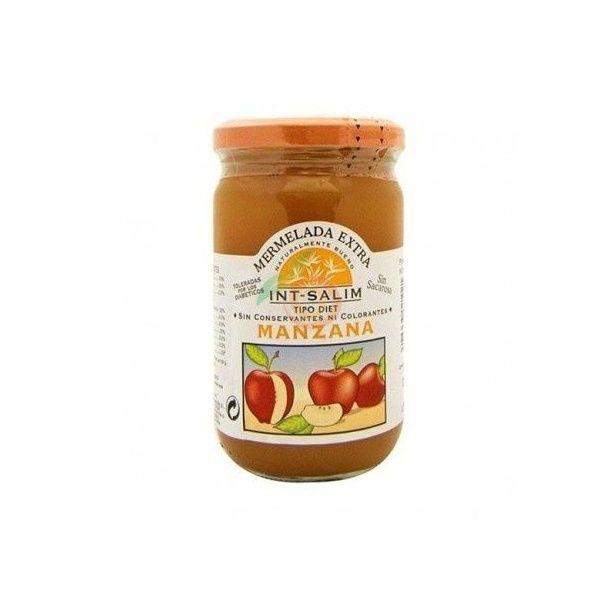 Mermelada extra de manzana 325 gramos int-salim