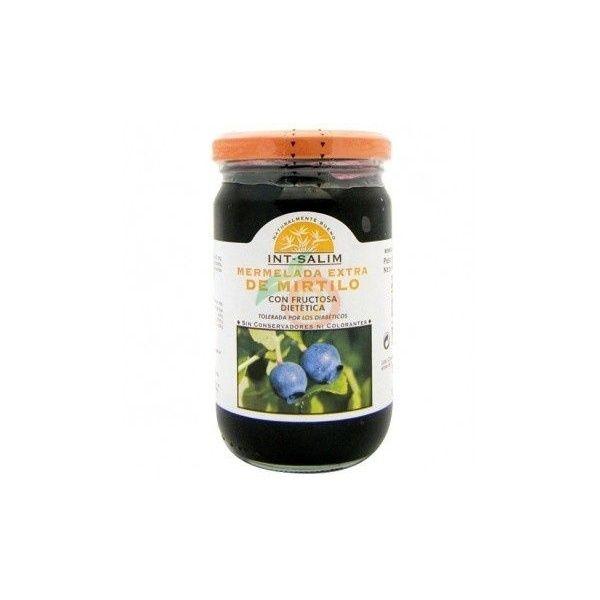 Mermelada extra de mirtilo 325 gramos int-salim
