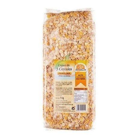 Copos 5 cereales 1 kg int-salim
