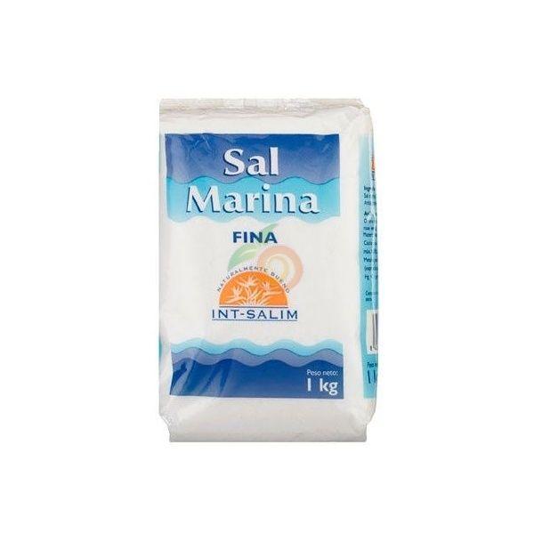 Sal marina fina 1 kg int-salim