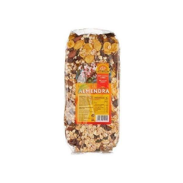 Muesli de almendra 500 gramos int-salim