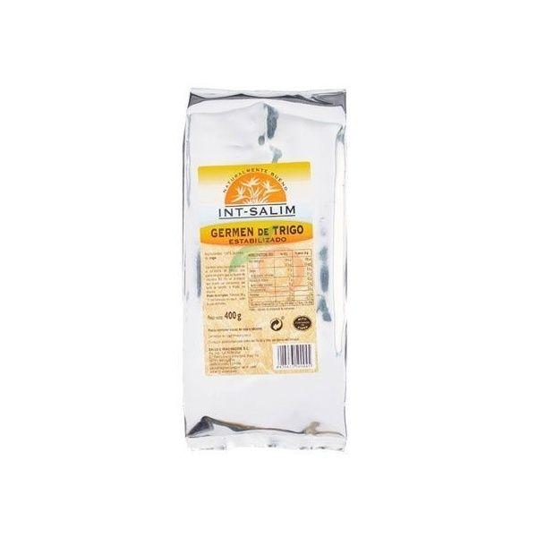 Germen de trigo estabilizado 400 gramos int-salim