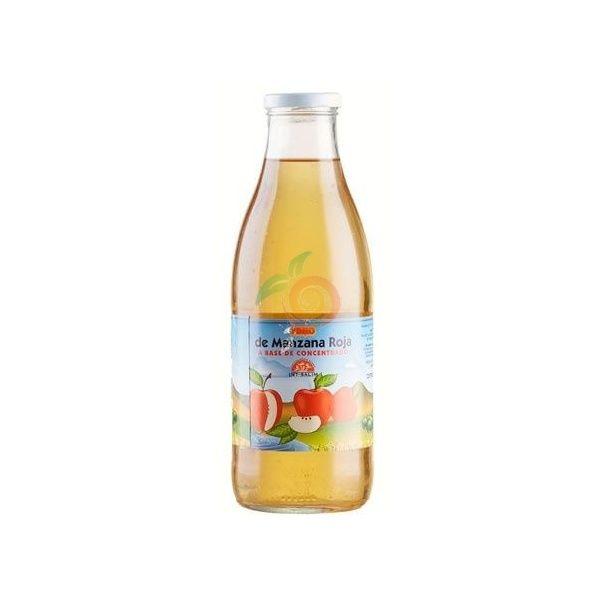 Zumo de manzana roja 1 litro int-salim