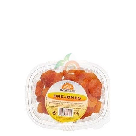 Orejones de albaricoque 250 gramos int-salim