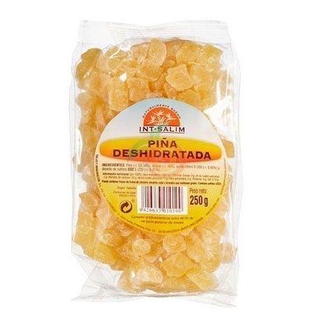 Piña deshidratada 250 gramos int-salim