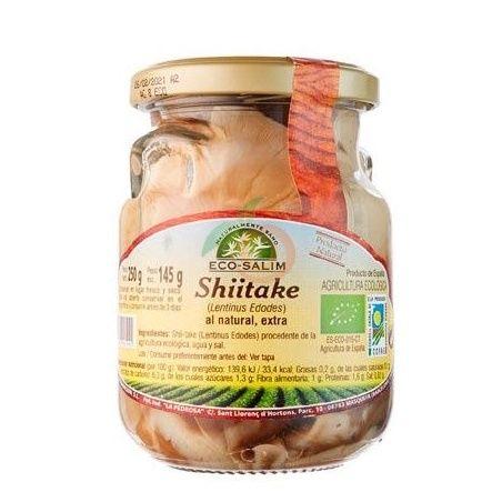 Shiitake setas eco 250 gramos int-salim