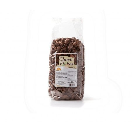 Choco flakes 400 gramos int-salim