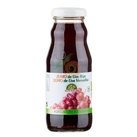 Zumo de uva negra eco 200 ml int-salim