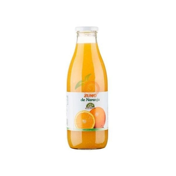 Zumo de naranja eco 200 ml int-salim