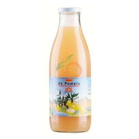 Zumo de pomelo sin azucar 1 litro int-salim