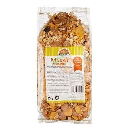 Muesli multigrano 500 gramos int-salim