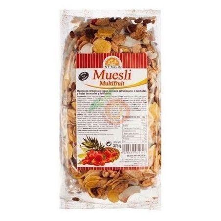 Muesli multifruit 375 gramos int-salim
