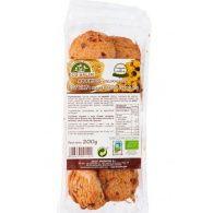 Cookies integrales de espelta con pepitas de chocolate 200 gramos int-salim