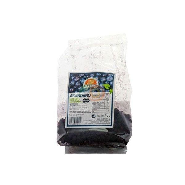 Arándano negro entero 40 gramos int-salim