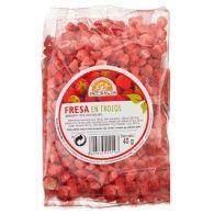 Fresa en trozos 40 gramos int-salim