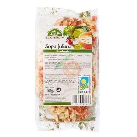 Sopa juliana eco 150 gramos int-salim