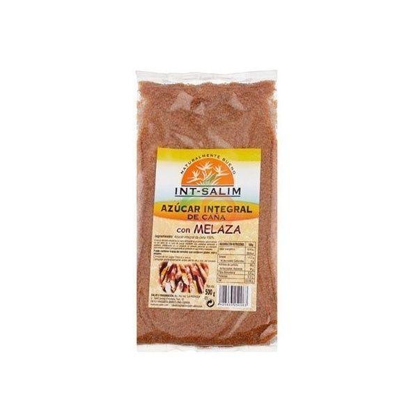 Azúcar integral de caña con melaza 500 gramos int-salim