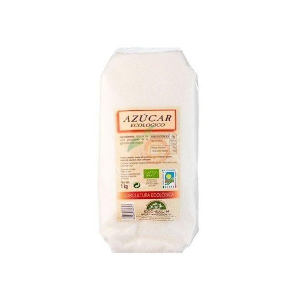 Azúcar blanco de caña eco 1 kg int-salim