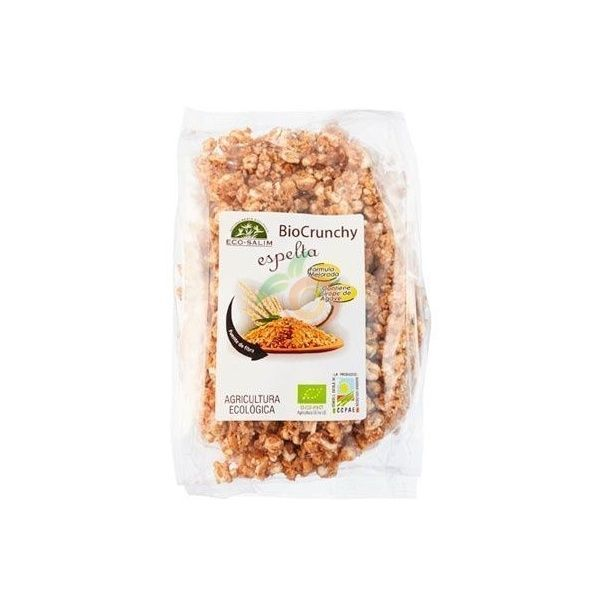 Muesli crunchy de espelta 250 gramos int-salim
