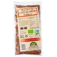 Semillas de lino marrón molidas 175 gramos int-salim
