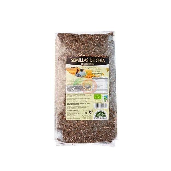 Semillas de chía eco 1 kg inst-salim