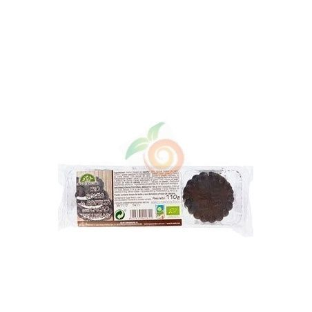 Biosoles de espelta de cacao 110 gramos eco-salim
