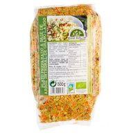 Arroz integral basmático con verduras 500 gramos eco-salim