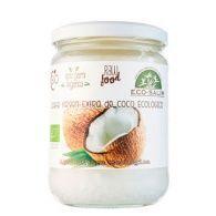 Aceite de coco virgen extra ecológico 430 ml eco-salim