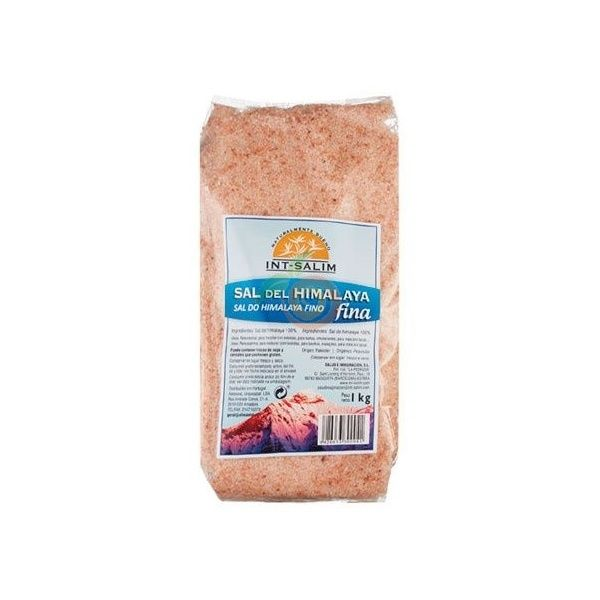 Sal del himalaya fina 1 kg int-salim