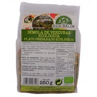 Sémola de verduras 250 gramos eco-salim