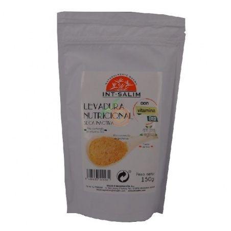 Levadura nutricional seca con vitamina b12  - 150 gramos int-salim
