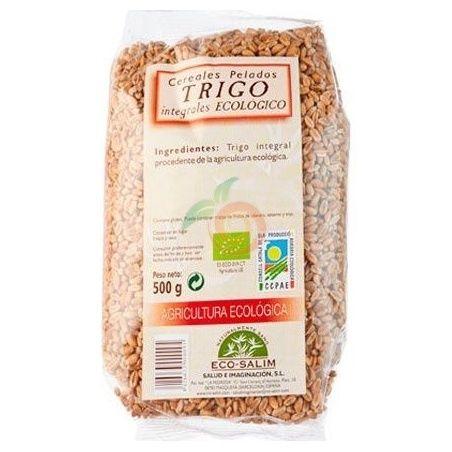 Trigo integral pelado eco 500 gramos eco-salim