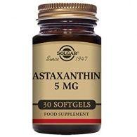 Astaxanthin 5 mg 30 cápsulas solgar