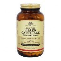 Cartílago de tiburón 750 mg 180 capsulas
